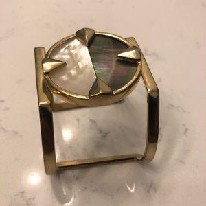 Chunky One-Piece Bracelet
